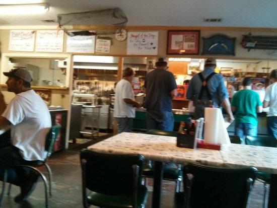Taranto's Crawfish: Toranto & Son Seafood Inside #1, 19 Aug 2014