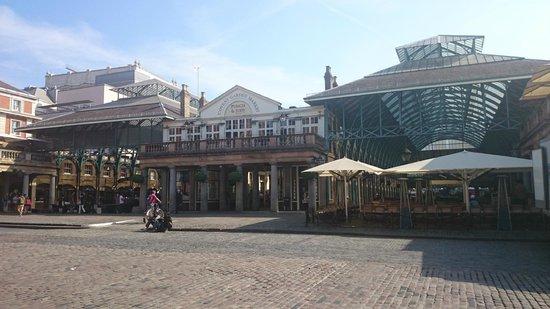 SANDEMANs NEW Europe - London: Covent Garden