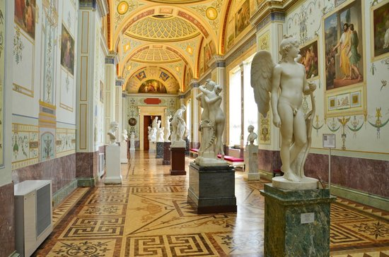 State Hermitage Museum and Winter Palace: Hermitage