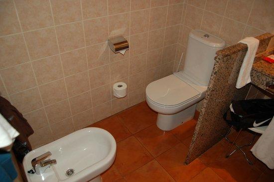Occidental Jandia Mar: Salle de bain