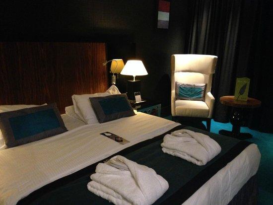 Radisson Blu Royal Hotel, Brussels : номер на 5 этаже