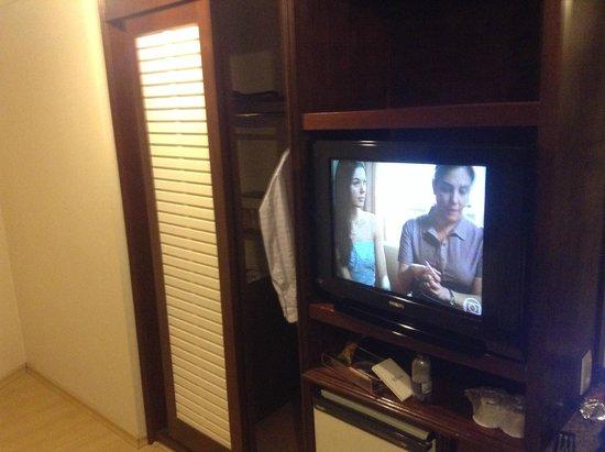 Hotel Lancaster: TV