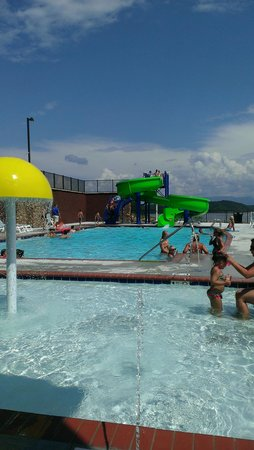 Anchor Down RV Resort: pool
