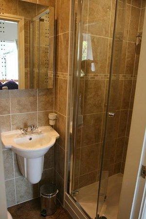 Lavender Lodge : EnSuite Shower & Toilet