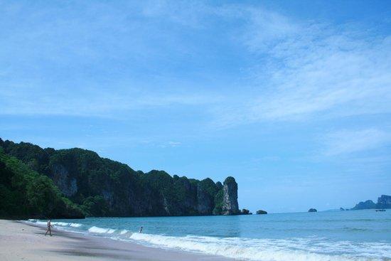 PhraNang Cave Beach: Провинция Краби, Аонанг Бич