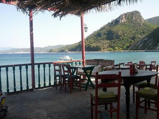 Taverna Donna Rosa : Terrazza