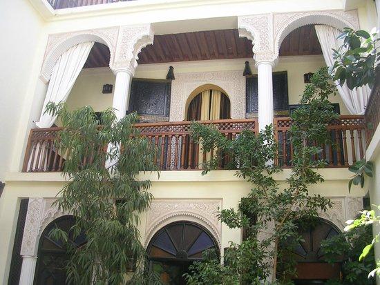 Riad 58 Blu: Habitación