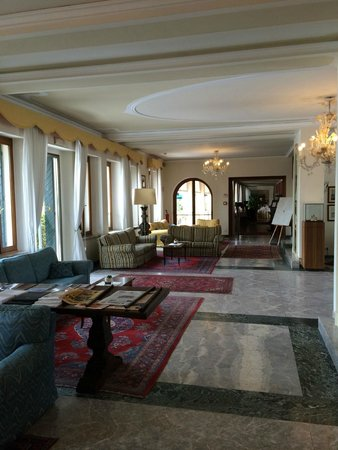 Relais Monaco Country Hotel & Spa: Lobby