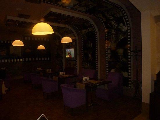 Amara Dolce Vita Luxury: Бар(если хочешь поесть в промежутке обед-ужин)
