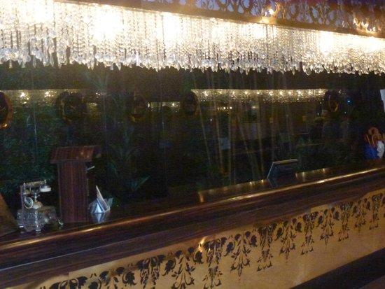 Amara Dolce Vita Luxury: Ресепшен