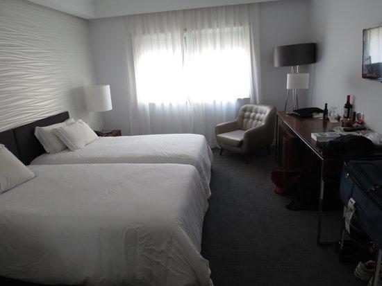 Olissippo Saldanha : Hotel room