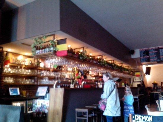 Moeder Lambic Fontainas : Bar