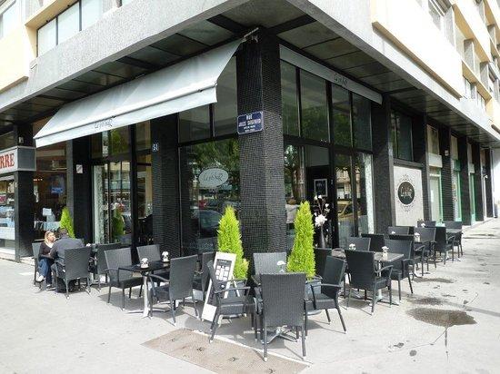 Le p 39 ti bar le havre restaurant avis num ro de for Le jardin le havre restaurant