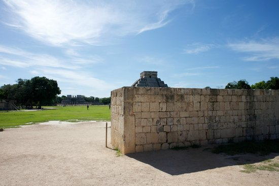 Chichen Itza With Jerry: El Castillo, Chichen Itza