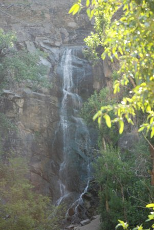 Spearfish Canyon Scenic Byway : Bridal Veil Falls