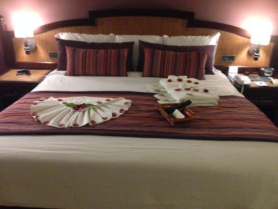 TRS Yucatan Hotel: Habitación