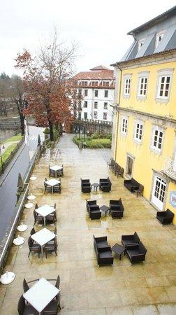 Casa da Calcada Relais & Chateaux : Vista area lounge