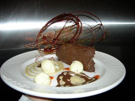 Maison Vinot: Orgasme au chocolat noir