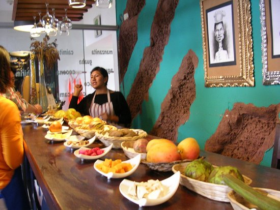 Marcelo Batata Culinary Experiences: lots of information on food
