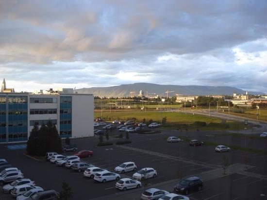 Icelandair Hotel Reykjavik Natura: vistas desde la habitación
