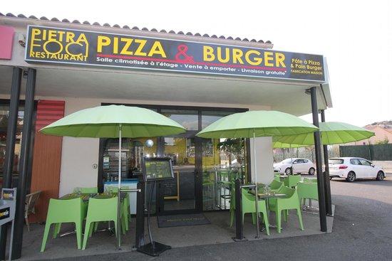 PIETRA FOCI RESTAURANT PIZZA&BURGER