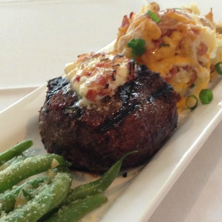 Tanglewood Restaurant & Lounge: Center Cut Sirloin