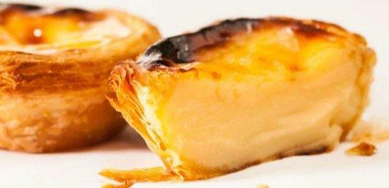 La Nata: El famoso pastel Portugues