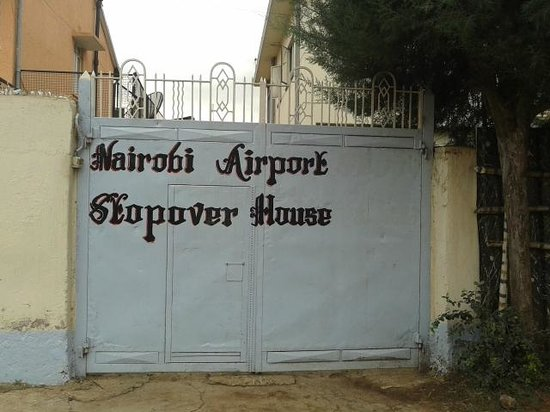 Nairobi Airport Stop Over House: ingresso