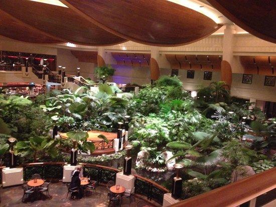 Grand Hyatt Dubai: Atrium