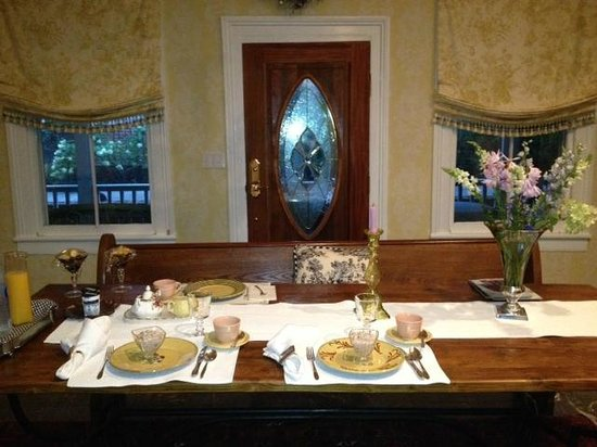 House Of Lydia Bed Breakfast Lynchburg Va