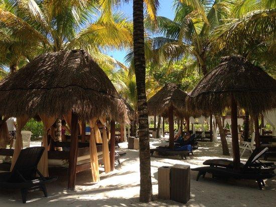 The Royal Suites Yucatan by Palladium: Zona reservada Royal