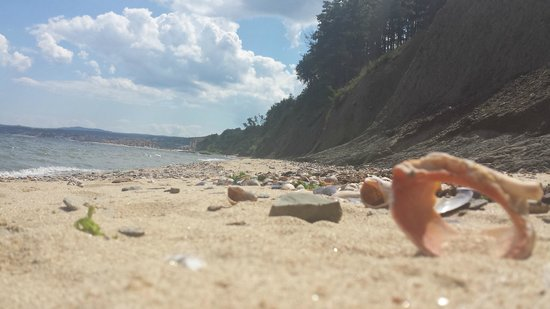 Sol Luna Bay: bezludna plaża 500 metrów za hotelem - raj na ziemi