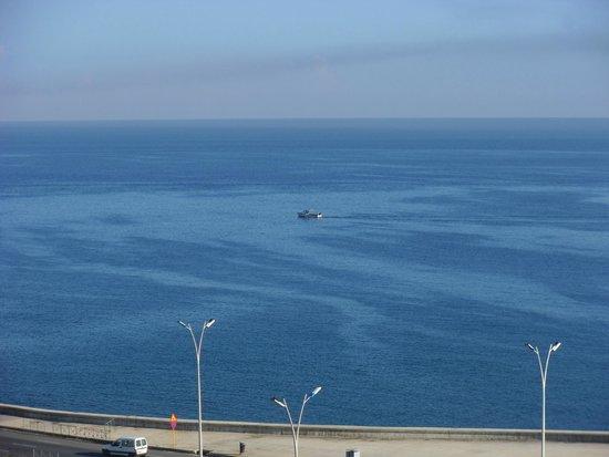 Hotel Nacional de Cuba: the ocean view