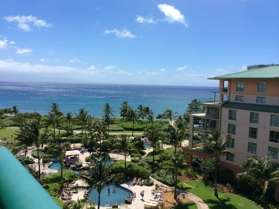Honua Kai Resort & Spa: View from room 707