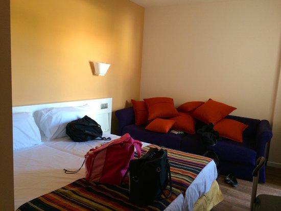 Sol Katmandu Park & Resort: Chambre