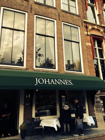 Restaurant Johannes: Outside