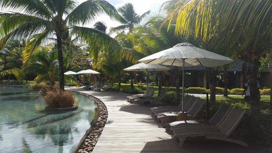 Trou aux Biches Beachcomber Golf Resort & Spa: grounds