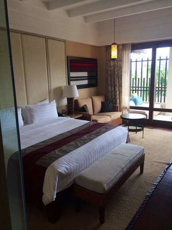 Shangri-La's Boracay Resort & Spa : Beautiful room