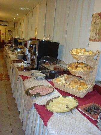 Hotel Dock Milano : Excellent petit déjeuner