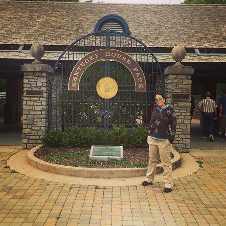 Kentucky Horse Park : Horse Park Welcome You!!