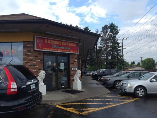 Chinese Express: Outside