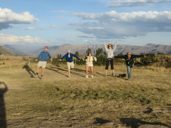 Private Tours Peru : Sacred Valley with David
