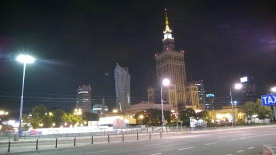 Novotel Warszawa Centrum : sss