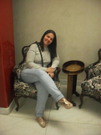 Copa Sul Hotel: lobby do hotel