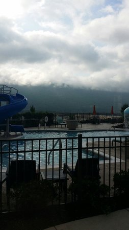 Hampton Inn Chattanooga West/Lookout Mountain: Sunrise