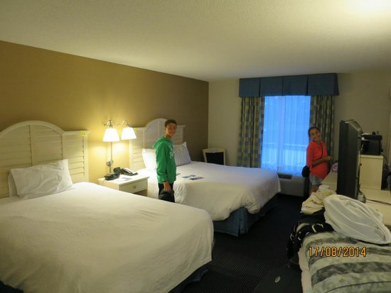 Hampton Inn and Suites Cape Cod - West Yarmouth: .