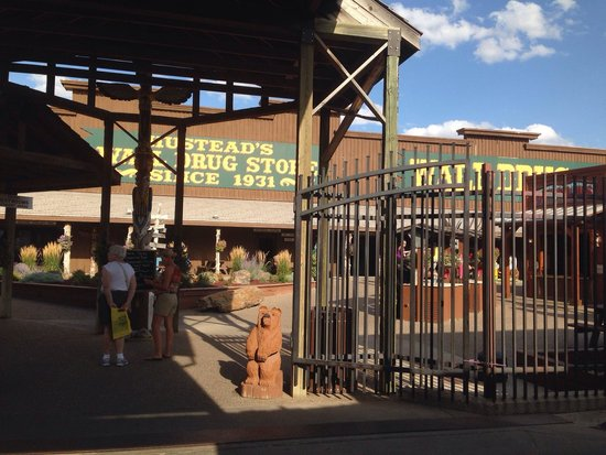 Wall Drug: There is even more outback