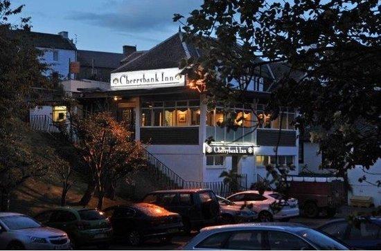 Cherrybank Inn: From car park