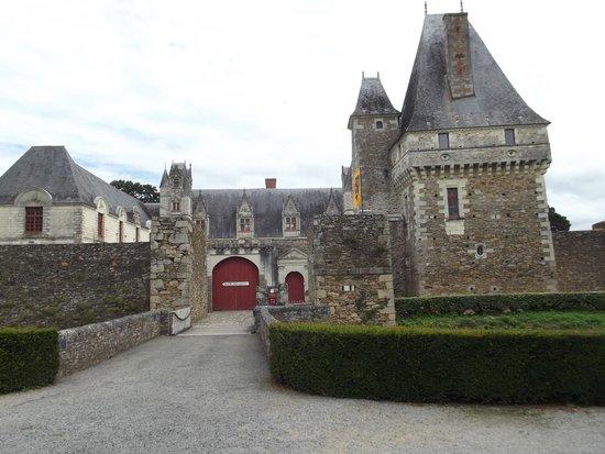 Chateau de Goulaine : Ingresso al castello