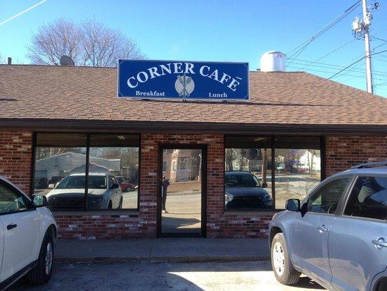 Corner Cafe Stoughton Ma